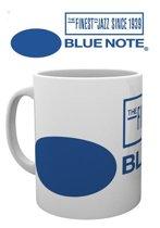 Blue Note Records Logo Mok