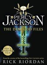 Omslag van 'Percy Jackson: The Demigod Files: The Demigod Files'