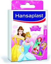 Hansaplast Princess Pleisters - 20 strips