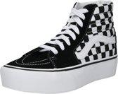 Vans Dames Sneakers Sk8 Hi Platform 2 - Zwart - Maat 38,5