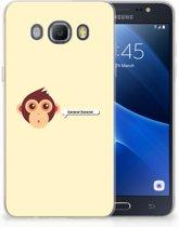 Samsung Galaxy J5 2016 Uniek TPU Hoesje Monkey