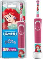 Oral-B Kids Disney Princess - Elektrische Ariel Tandenborstel voor Kinderen