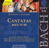 Edition Bachakademie Vol 31 - Church Cantatas BWV 97-99