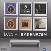 Jaqueline Du Pre & Daniel Barenboim - 5 Classic Albums