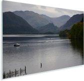 Lake District met uitzicht over Hayswater Plexiglas 180x120 cm - Foto print op Glas (Plexiglas wanddecoratie) XXL / Groot formaat!