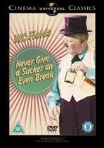 Never Give A Sucker An Even Break (import) (dvd)