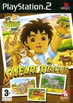 Go Diego Go! Safari Avontuur