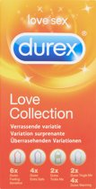Durex Love Collection - 18 stuks - Condooms