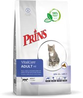 Prins VitalCare Kat Adult - Kattenvoer - 10 kg