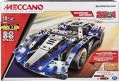 Meccano 25 Modellenset Super Auto Bouwset