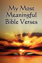 My Most Meaningful Bible Verses
