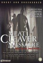 Meatcleaver Massacre (dvd)
