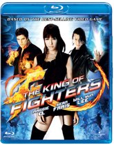 The King Of Fighters (blu-ray)