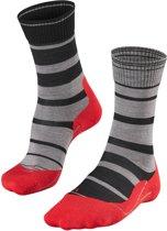 Falke Sokken (regular) - Maat 37/38 - Vrouwen - rood/ grijs/ zwart