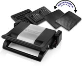 Princess 112536 Multi Grill 4-in-1 - Contactgrill - Grote platen van 31,5 x 21,5 cm