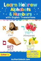 Learn Hebrew Alphabets & Numbers