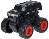 Tender Toys Monstertruck Zwart 9 Cm