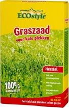 ECOstyle Graszaad-Extra - 1 kg - doorzaaien kale plekken - voor 40 tot 60 m2