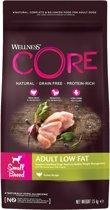 Wellness Core Small Breed Healthy Weight Kalkoen