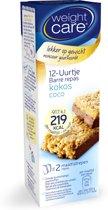 Weight Care Kokos - 2 stuks - Maaltijdreep