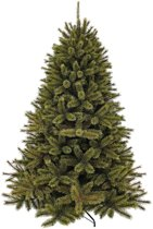 Triumph tree kunstkerstboom forest frosted maat in cm: 500 x 261 groen
