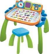VTech Preschool Mijn Magisch Bureau 3 in 1 Blauw - Activity-center