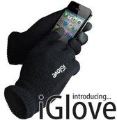 iGloves (HaverCo) maat medium / Zwart / Bedien uw smartphone met handschoenen aan / iGlove