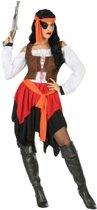 Piraat Mary verkleed pak/kostuum voor dames XL (42-44)