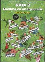 Boek cover SPIN 2 Spelling en interpunctie Oefenboek van Marian Goossens