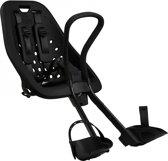 Yepp Mini Fietsstoeltje Voor - Zwart