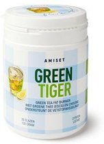 Amiset green tiger - 132 gram - Voedingssupplement