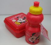 Minnie Mouse lunch set