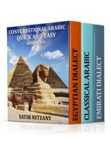 Conversational Arabic Quick and Easy - North African Series