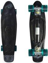 Coolshoe Cool Cruiser Skateboard 22'' - Zwart- O9SKA001-BK