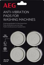 AEG A4WZPA02 Voet 4stuk(s) wasmachineonderdeel & -accessoire