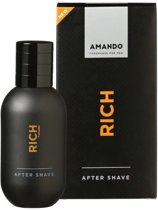 Amando Rich Aftershave 50ml