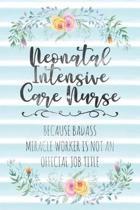 Neonatal Intensive Care Nurse