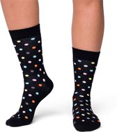 Dames Fun sokken Katoen Multicolor per 2 paar