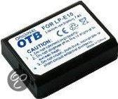 Digibuddy accu Canon LP-E10 (o.a. voor de Canon EOS 1100D)