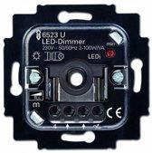 Busch-Jaeger 6523U LED Dimmer 230V, fase aansnijding 2W-100W
