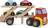 New Classic Toys - Speelgoed Vrachtwagen voor Autotransport
