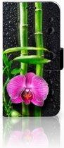 Samsung Galaxy J5 2017 Boekhoesje Design Orchidee