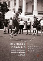 Boekomslag van 'Michelle Obama's Impact on African American Women and Girls'