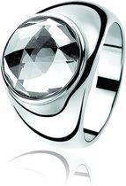 Zinzi - Zilveren Ring - Maat 54 (ZIR556W54)