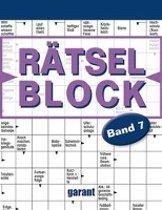 Rätselblock Band 7