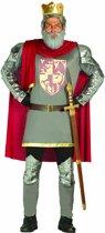 Ridder koning kostuum voor mannen - Verkleedkleding - Maat One Size