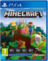 Minecraft Bedrock Edition - PS4