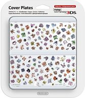 New Nintendo 3DS, Coverplate 031 Pokemon Retro