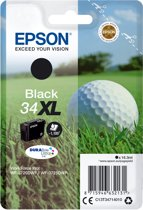 Epson 34XL - Inktcartridge / Zwart