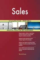 Sales A Complete Guide - 2020 Edition